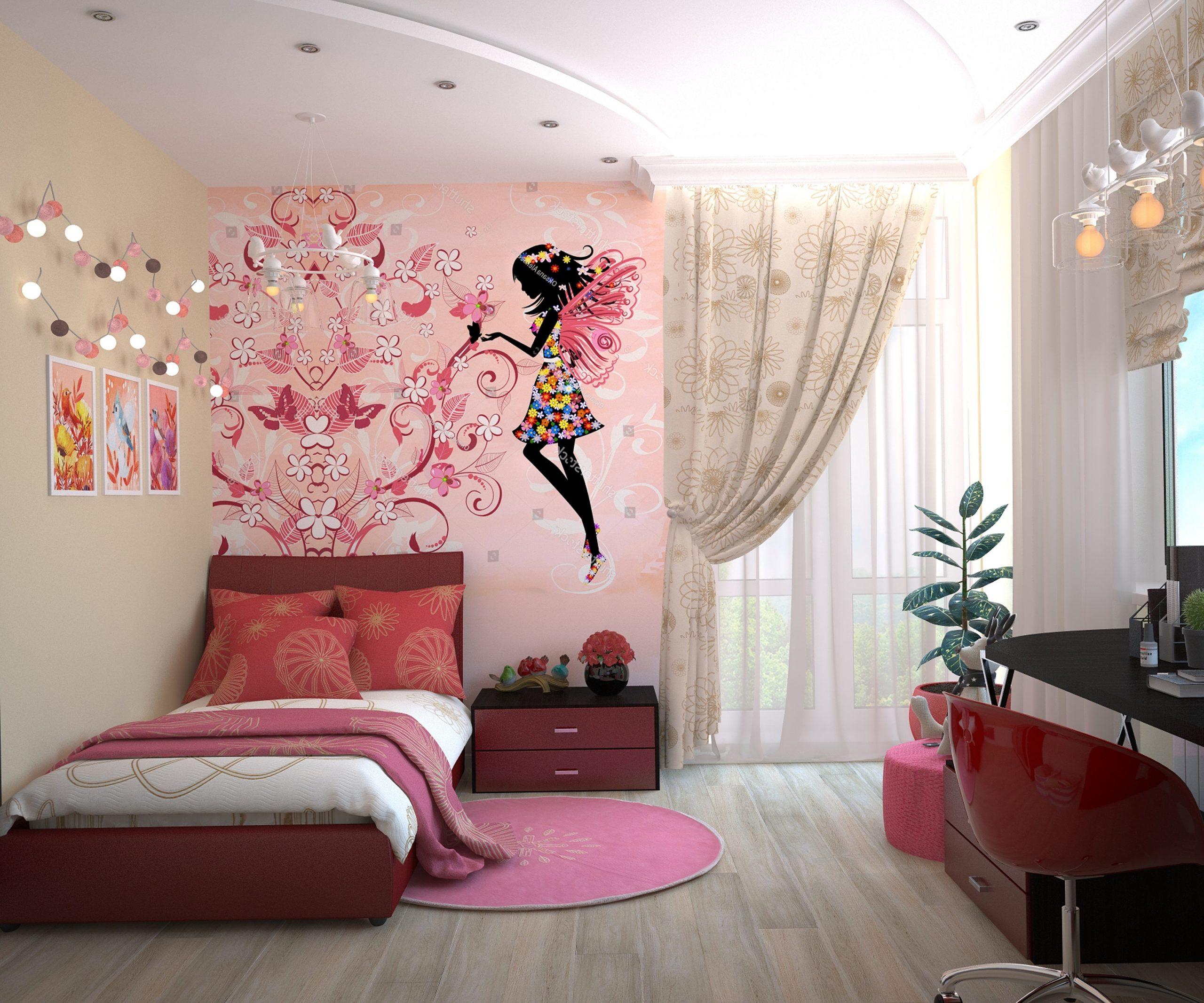 עיצוב חדר ילדות